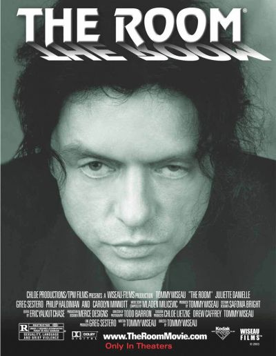 The Room comes to The Redgrave