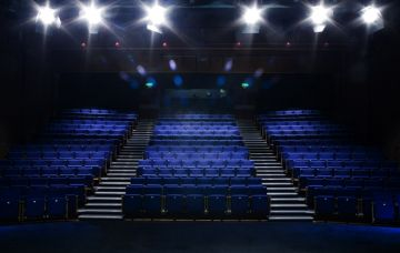 How light and colour affect mood in theatre