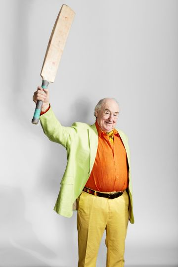 Henry Blofeld; 78 Retired Interview