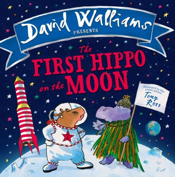 David Walliams' The First Hippo On The Moon