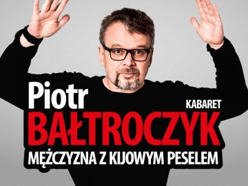 Polish Comedy Night: kabaret Piotr Baltroczyk