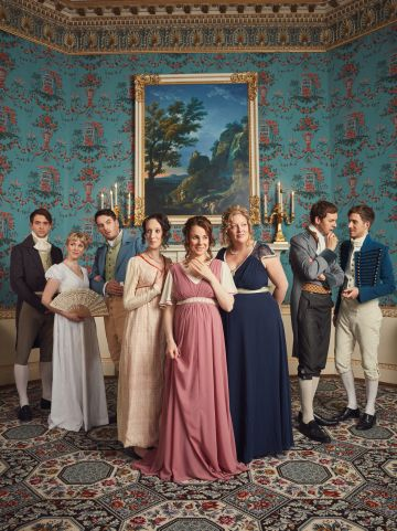 AUSTENTATIOUS: THE IMPROVISED JANE AUSTEN NOVEL