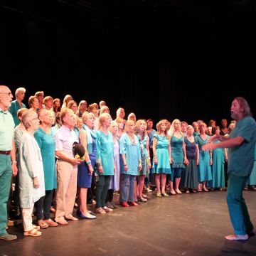 'PEOPLE OF NOTE' COMMUNITY CHOIR SUMMER CONCERT