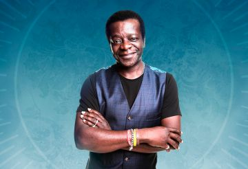Stephen K Amos: Bouquets and Brickbats