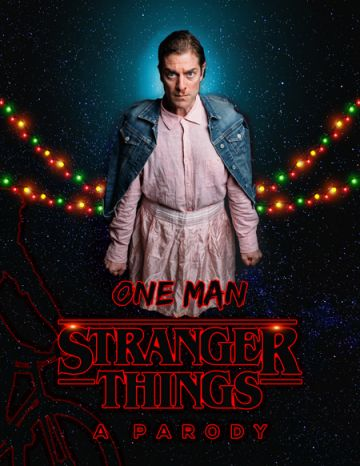 One Man Stranger Things