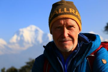 An Evening with Alan Hinkes