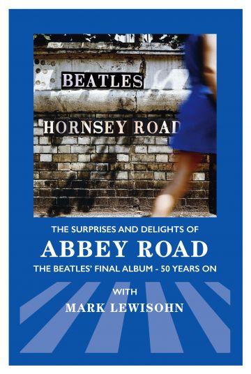 THE BEATLES – HORNSEY ROAD with Mark Lewisohn