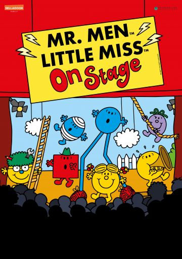 Mr Men & Little Miss On Stage