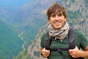An Evening With Simon Reeve