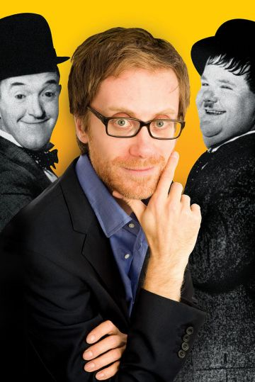 Stephen Merchant's Laurel & Hardy Classics (SOLD OUT)