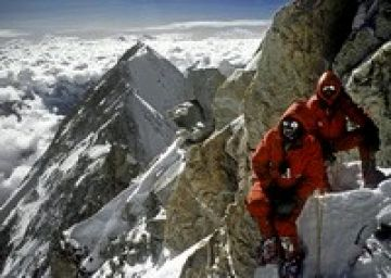 Doug Scott CBE:The Three Peaks Everest - K2 - Kanchngjunga