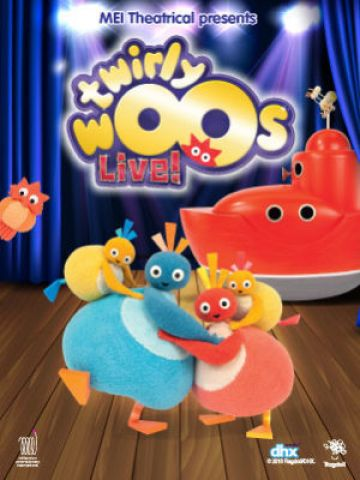 Twirlywoos Live! - CANCELLED