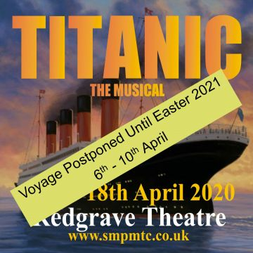 St Mary Players presents: Titanic The Musical