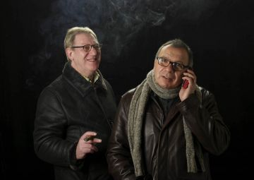 Blokes of a Feather - An Evening with Laurence Marks and Maurice Gran
