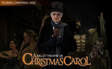 A Christmas Carol Redgrave Theatre
