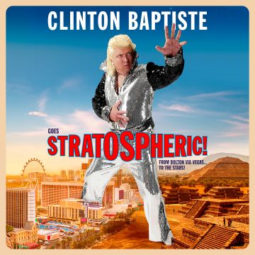 Clinton Baptiste is...STRATOSPHERIC!