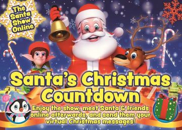 Santa's Christmas Countdown (Streamed Performance)