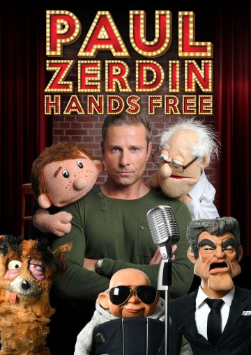 Paul Zerdin: Hands Free
