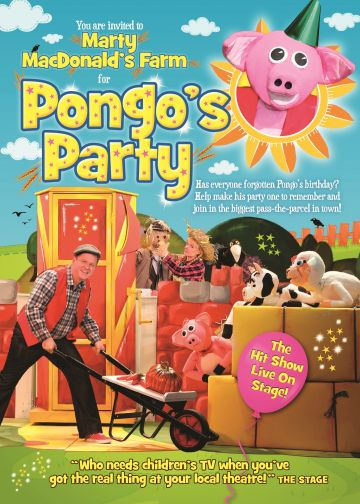 Pongo's Party (Streamed)