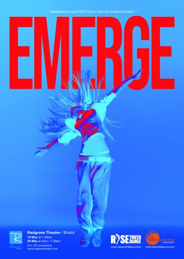 Boomsatsuma and RISE youth dance presents: EMERGE